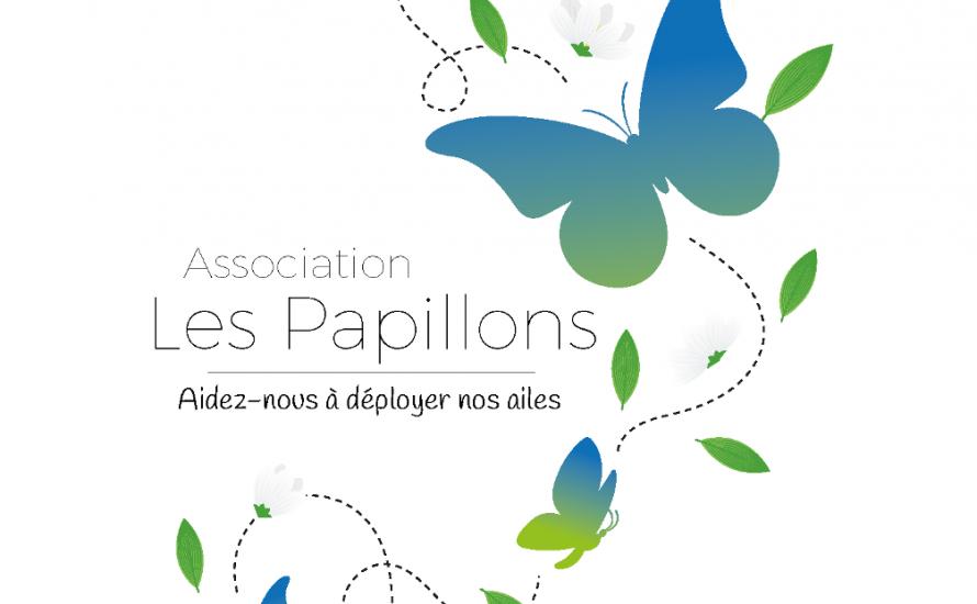 Un Partenariat avec l'association LES PAPILLONS pour notre Comité